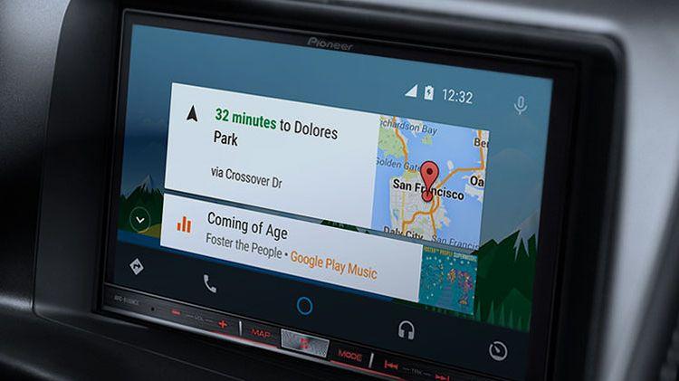 Android Auto w Twoim aucie, o ile kupisz sobie stację multimedialną Pioneera