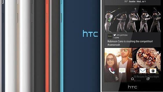 Tajwańczycy łatwo się nie poddają, powalczą nowymi smartfonami HTC Desire
