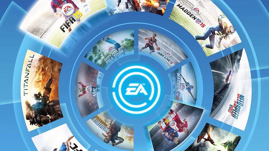 EA chce wypożyczać gry PC w ramach abonamentu, bada zainteresowanie