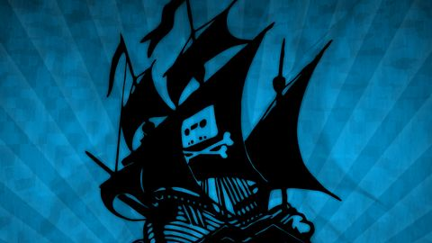 The Pirate Bay traci dwie główne domeny