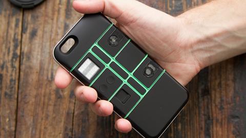 Pokrowiec Nexpaq uczyni iPhone'a i Samsunga Galaxy S6 modułowym smartfonem