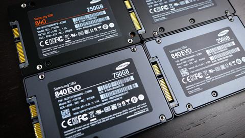 Samsung wydaje poprawione firmware dla dysków SSD z serii 840 EVO