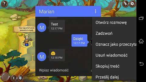 QKSMS: ładny, prosty i ciekawy sposób na korzystanie z wiadomości SMS w Androidzie