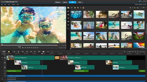 Corel VideoStudio Pro X10 dołączył do klubu filmów 360° i efektów specjalnych
