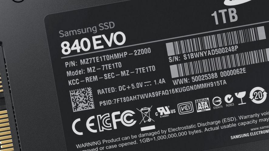 Samsung zaprezentował SSD o pojemności 3,2 TB. Seria EVO ma z kolei problemy