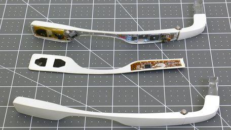 Nowe, składane Google Glass już wkrótce, ale tylko dla biznesu