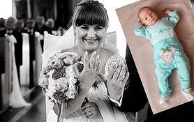 Angelika zmarła przez koronawirusa zaraz po porodzie. Maleńka Iga potrzebuje pomocy