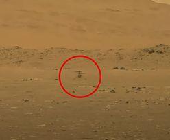 Historyczny lot. Śmigłowiec na Marsie