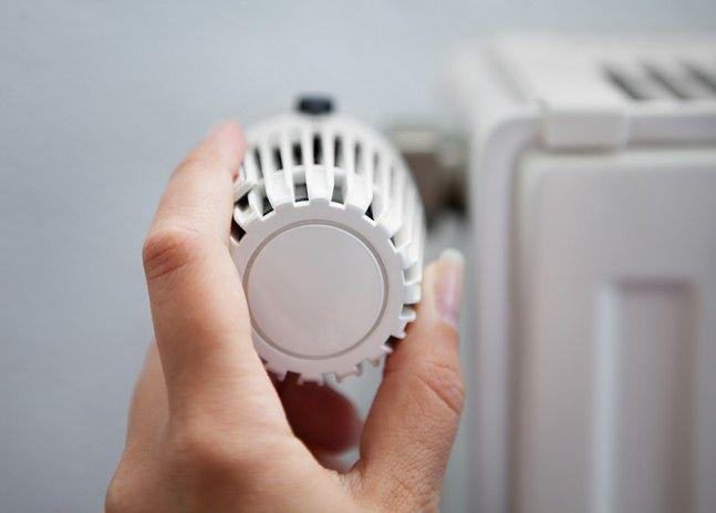 Utrzymuj ciepłą temperaturę powietrza