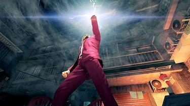 Rozchodniaczek: Magia, Obcy i Yakuza - Yakuza: Like a Dragon