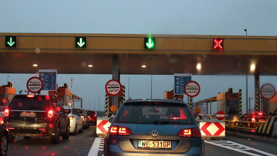 Za autostradę A1 będzie można płacić aplikacją (Getty Images)