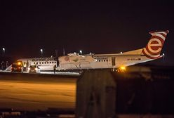 Samolot z Warszawy do Gdańska lądował awaryjnie na Okęciu
