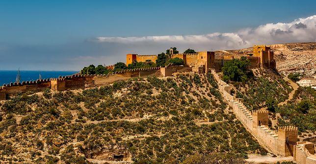 Twierdza Alcazaba w Almerii