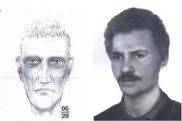 Prokuratura ujawniła portret poszukiwanego mężczyzny, który może mieć związek z zabójstwem dziennikarza