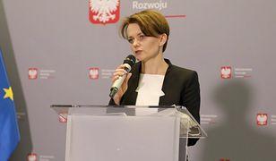 Jadwiga Emilewicz rezygnuje z członkostwa w Porozumieniu