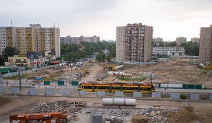 Warszawa. Metro na Bródnie. Znaleziony niewybuch. Utrudnienia w ruchu