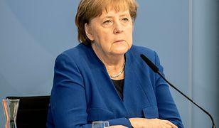 Angela Merkel przypomina o ofiarach hitlerowskich zbrodni