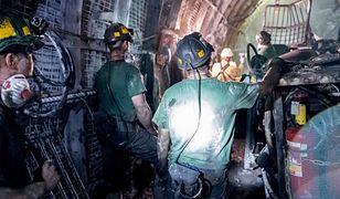 Śląsk. W kopalni Budryk doszło do wybuchu metanu. Trzy osoby są ranne