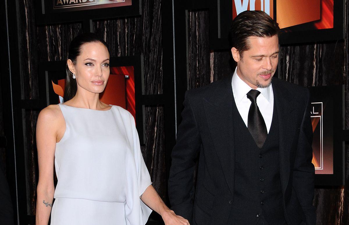 Angelina Jolie i Brad Pitt mają problemy z córką. Nie chce z nimi mieszkać