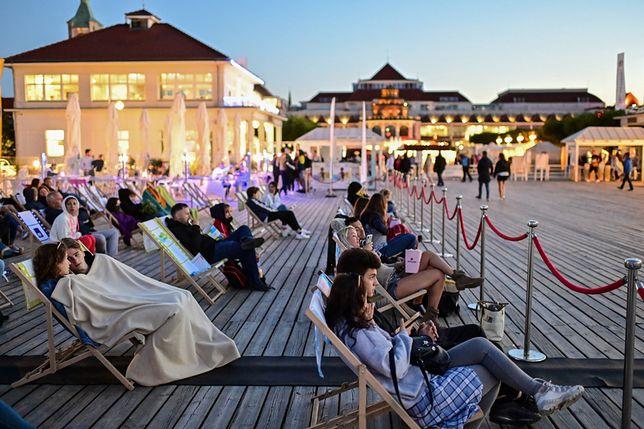 Świętujemy 125 lat kina na festiwalu Kino Letnie Sopot – Zakopane zapraszają Provident i AXA