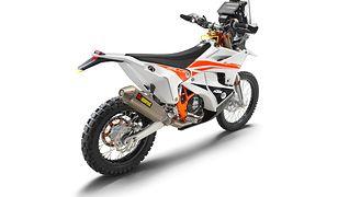 KTM 450 Rally Factory Replica to okazja, aby kupić motocykl rajdowy