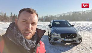 Test Volvo XC60 T8: ile spali hybryda na zakopiance?