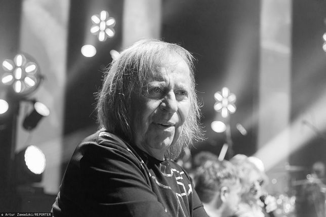 Romuald Lipko nie żyje. Współtwórca Budki Suflera walczył z nowotworem