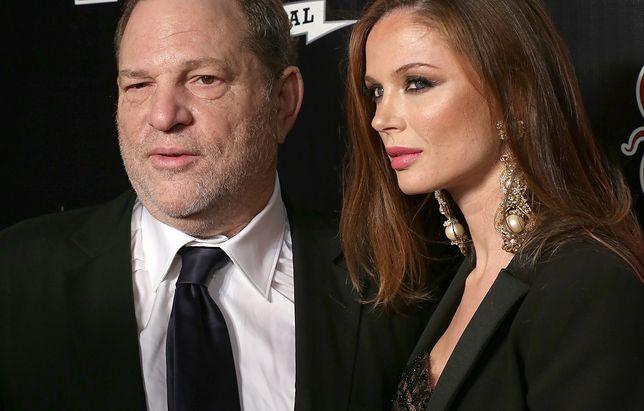 Georgina Chapman nie jest już żoną Harveya Weinsteina