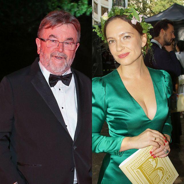 Edward Miszczak i Anna Cieślak zaręczyli rok temu
