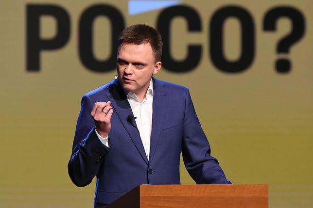 Szymon Hołownia podjął decyzję ws. wyborów prezydenckich 2020