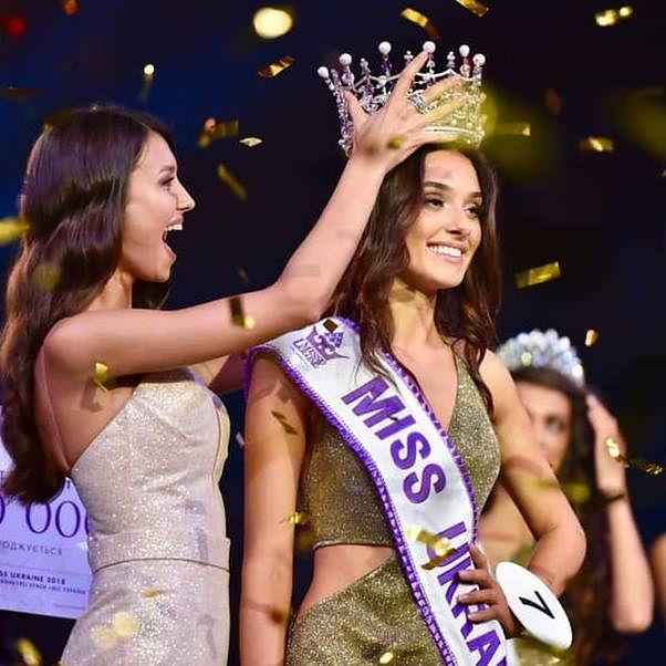 Miss Ukrainy straci koronę, ponieważ jest matką.