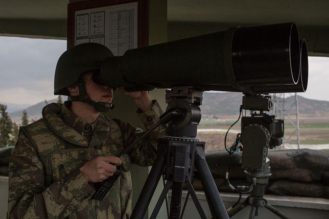 """Ataki prowadzone są w ramach operacji """"Gałązka Oliwna"""""""