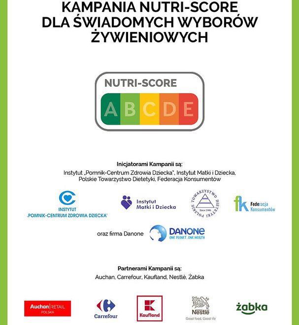 """""""Nutri-Score dla świadomych wyborów żywieniowych"""""""