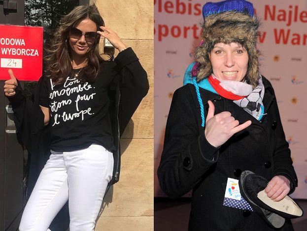 """Kinga Rusin odpowiada Zofii Klepackiej: """"Wstyd mi, że osoba która reprezentuje nasz kraj, kojarzy się na świecie z pogardą i nienawiścią"""""""