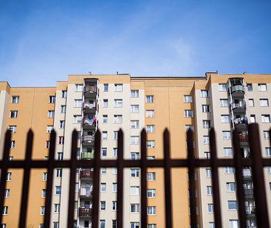 Warszawa Białołęka. Ogrodzone osiedle