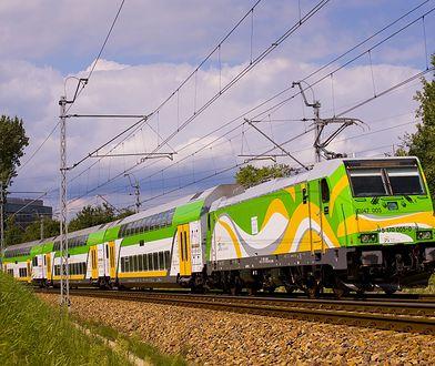 Potężna awaria na odcinku Warszawa - Łowicz. Odwołane pociągi, objazdy, opóźnienia