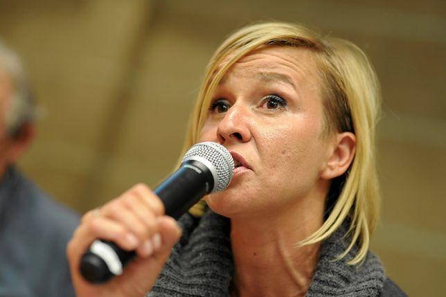 Magdalena Filiks w mocnych słowach podsumowała wybory