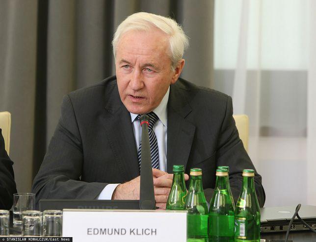 Śledztwo ws. katastrofy smoleńskiej. Edmund Klich zabiera głos