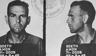 Amon Göth w polskim więzieniu w 1945 r.