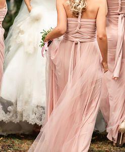 """Zbyt odważne sukienki na wesele. """"Niewłaściwy ubiór to lekceważenie"""""""