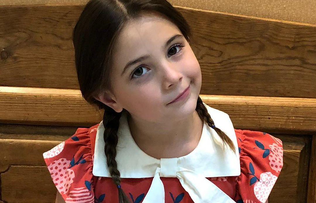 """Grała małą Morgan w """"Avengersach"""". Ma 7 lat i jest prześladowana w sieci"""