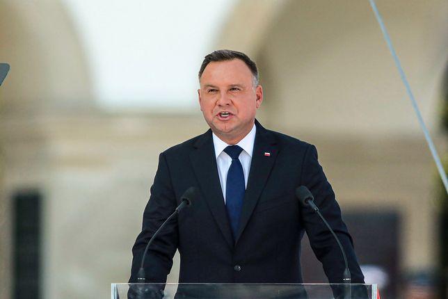 Andrzej Duda: Katyń to symbol, bez którego nie można zrozumieć historii Polski