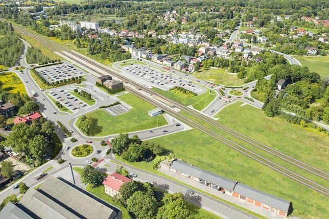 Okolice dworca kolejowego w centrum miasta mocno się zmienią.