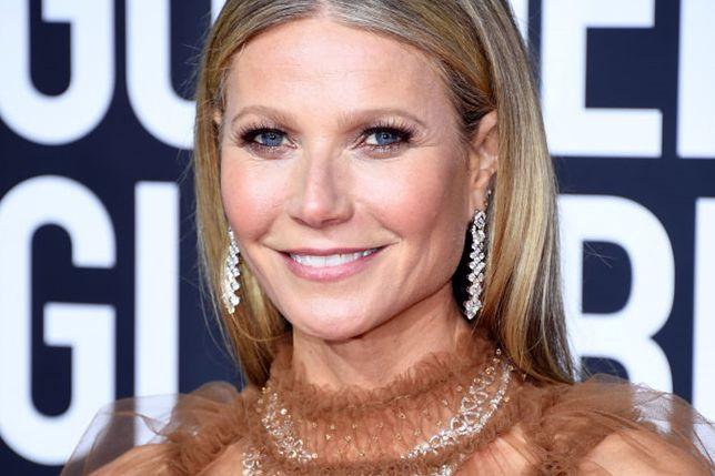 Gwyneth Paltrow na czerwonym dywanie