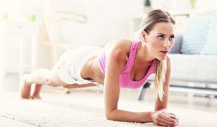 Deska - jak prawidłowo wykonywać ćwiczenie plank?