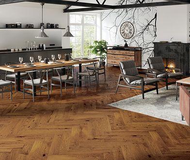 Podłogi z deski naturalnej – jaką przewagę mają nad tradycyjnym parkietem?