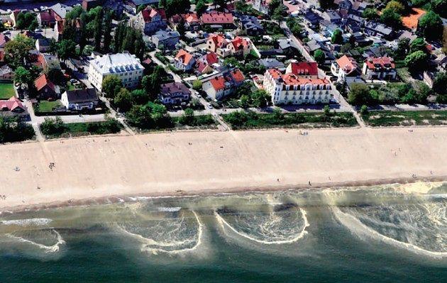 Niebezpieczeństwo czyha nad polskim morzem
