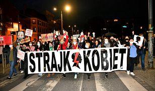 Strajk Kobiet. Wrocław. Policja zatrzymała mężczyznę