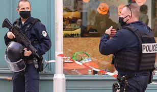 Francja. Atak w Awinionie