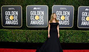 Jennifer Aniston na rozdaniu Złotych Globów
